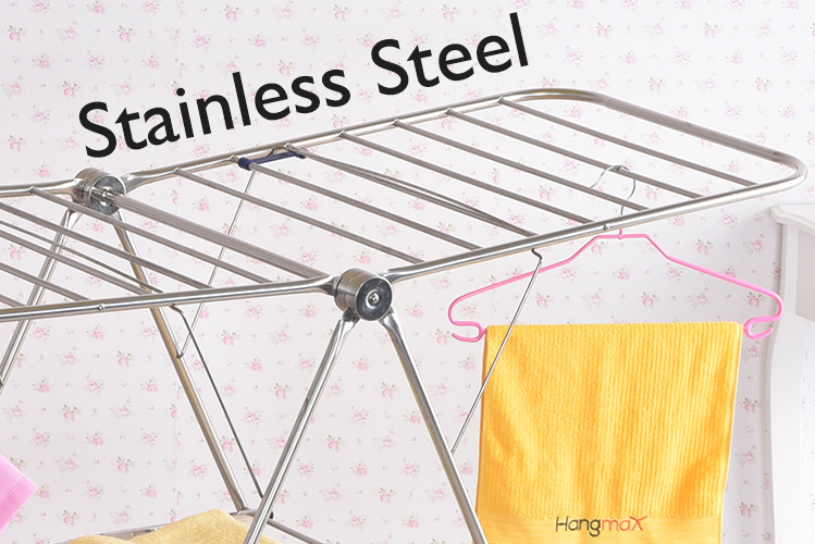 Stainless-steel-clothes-airer